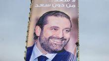 Lebanon's Hariri to visit Egypt on Monday - leader in Future Movement