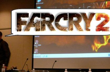 Joystiq interviews FarCry 2's Clint Hocking