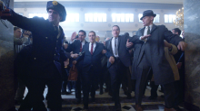 Martin Scorsese's 'The Irishman' to close the 2019 London Film Festival