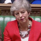British lawmakers take Brexit agenda away from May's government