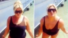 Gemma Collins reveals she's given up 'nonsense' diets as she urges her fans to accept their bodies