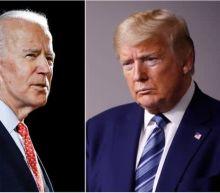 Trump says his campaign will demand Joe Biden be drug tested ahead of presidential debates