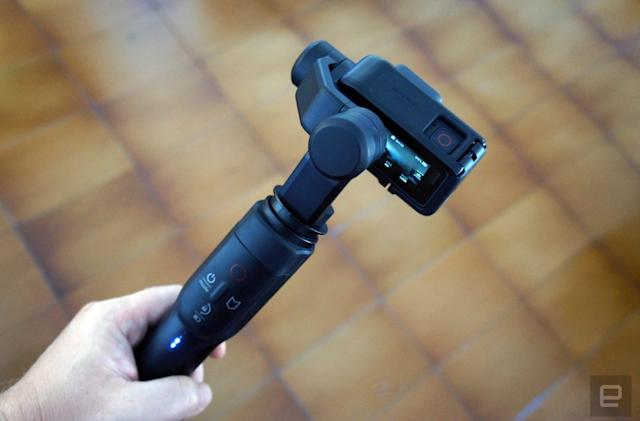 GoPro sells the Karma's stabilizer grip by itself for $300