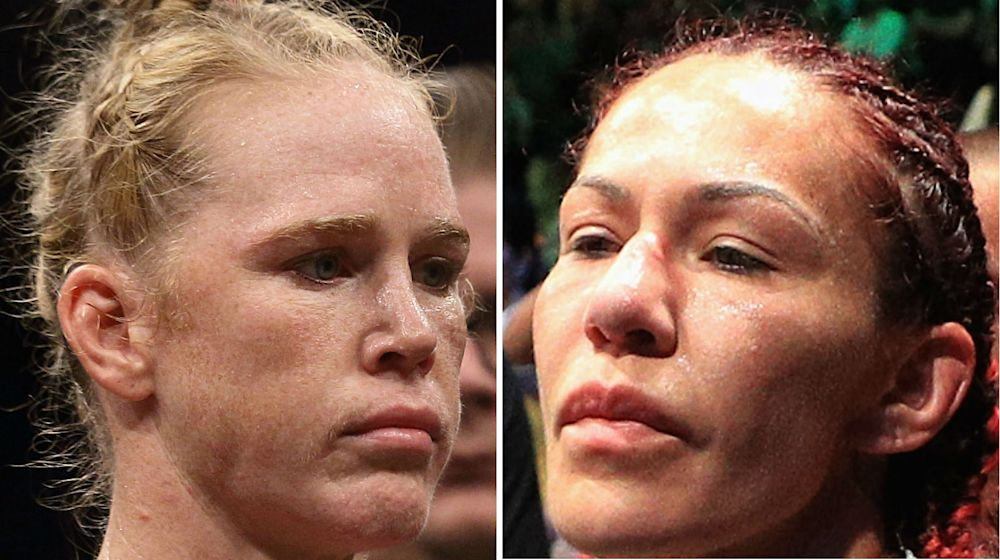 UFC 219 Cyborg vs. Holm results: Cris Cyborg pummels Holly Holm to retain title
