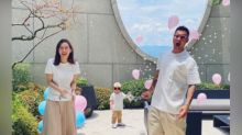 Shawn Yue to welcome baby girl