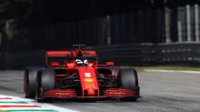 Charles Leclerc (Ferrari), eliminado en la segunda ronda (Q2)