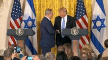 Trump touches down in Tel Aviv, what to expect