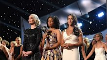 """140 """"Sister Survivors"""" Of Larry Nassar's Sexual Abuse Receive The Arthur Ashe Courage Award"""