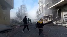 More bombs fall on Syria's Ghouta after heaviest toll in years