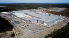 Swedish battery maker run by ex-Tesla engineer raises $2.7bn to expand gigafactory