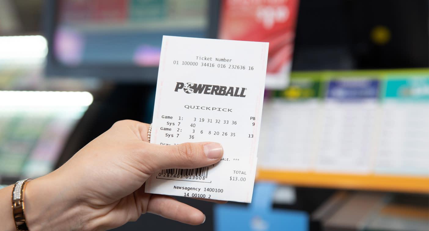 Powerball Tasmania