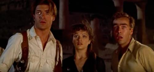 'The Mummy' (1999)