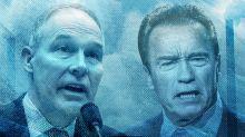 Schwarzenegger: 'Scott Pruitt is stuck in the polluting past' on car emission standards