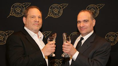 Bob Weinstein accused of sexually harassing a female crew member as Harvey Weinstein resigns from board