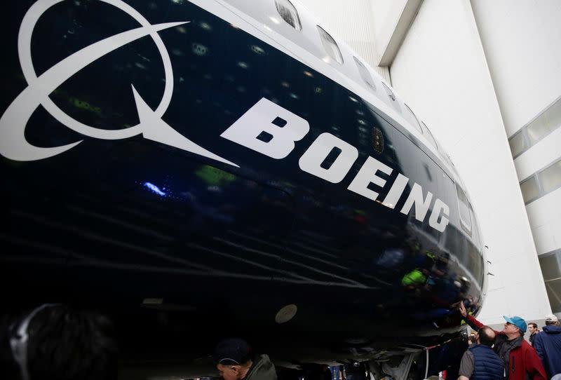 boeing va mettre jour le logiciel du 737 max 8 dans les prochaines semaines. Black Bedroom Furniture Sets. Home Design Ideas