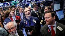 Stock futures rise on upbeat results from UnitedHealth, Morgan Stanley