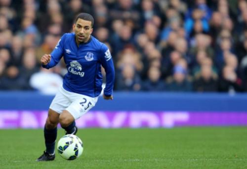 Aaron Lennon, do Everton, é internado para tratar doença mental