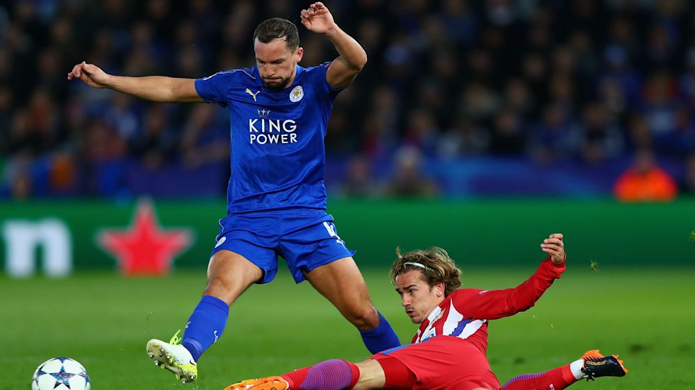 Nothing for Leicester to fear - Drinkwater wants Champions League return