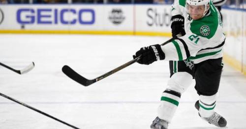 Hockey - ChM - Mondial : Antoine Roussel jouera avec les Bleus