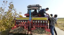 On the autofarm: China turns to driverless tractors, combines to overhaul agriculture