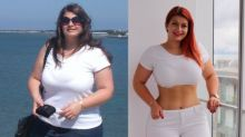 Why this woman feels more confident after gaining weight