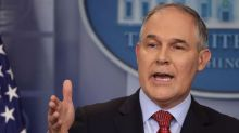 EPA chief wants his useless climate change 'debate' televised, and I need a drink