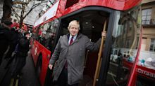Boris Johnson claims he 'makes models of buses' and paints passengers 'enjoying themselves' to relax