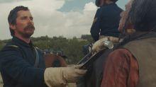 'Hostiles' trailer: Christian Bale plays a world-weary cavalry captain