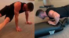 Mira el increíble entrenamiento militar de Chris Hemsworth para su nueva película