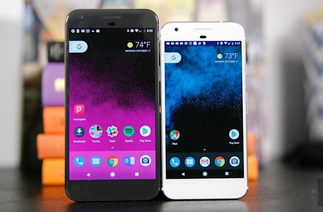 Some Google Pixel phones are having microphone issues