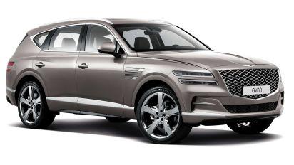 Genesis GV80 2020: el lujoso SUV de Hyundai, de momento solo para Corea