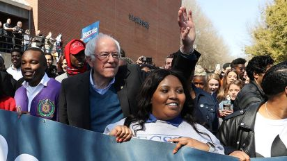 Can young, black Bernie voters sway older relatives?