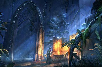The Elder Scrolls Online opens a grab bag of questions