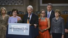 Bipartisan bill leaves out key climate, clean energy steps