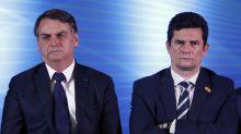 Não existe confiança 100%, afirma Bolsonaro sobre Moro