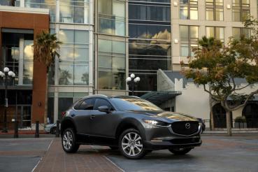 渦輪成真, Mazda 2021年式CX-30要提供2.5升Tubro車型