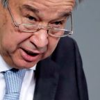 U.N. chief urges business to take the lead on COVID-19, climate and global recovery