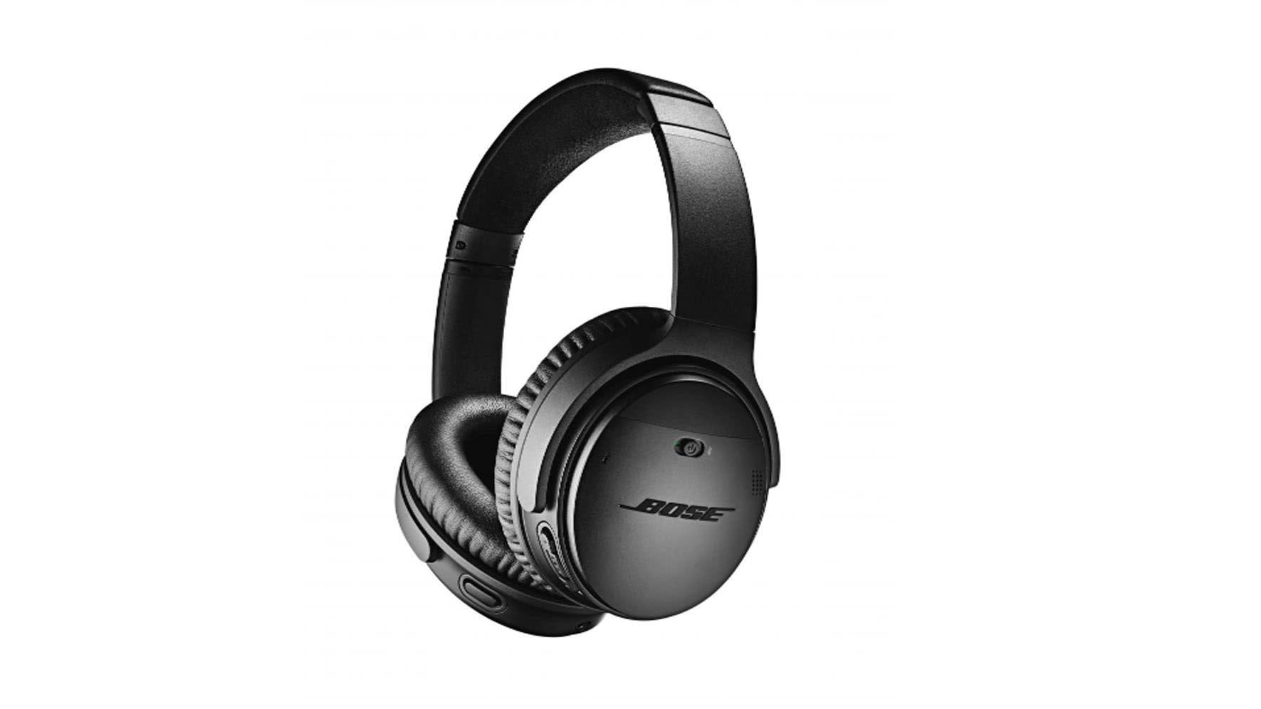 Bose QC35 II 無線耳機讓Mad Team能隨時專注的利用片段時間自我訓練或投入安靜的世界裡以音樂舒緩身心。(圖源:Mad Team)