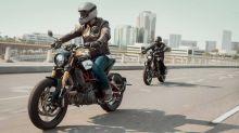 Indian FTR 1200 y FTR 1200 S, herencia de la campeona de 'flat track'