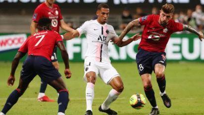 Lille piège le PSG et remporte le Trophée des champions