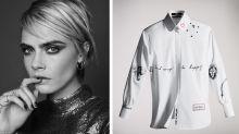 The White Shirt Project: Freunde ehren Karl Lagerfeld mit besonderem Charity-Projekt