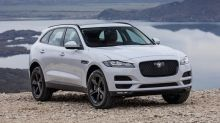 2019 Jaguar F-Pace adds technology, gets to keep all its engines