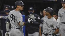No debate: Judge, Yankees pound Bieber, Indians in opener