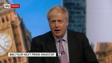Johnson's apology for past 'offensive' remarks