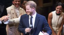 Prince Harry Sang A Line From 'Hamilton' And Lin-Manuel Miranda Couldn't Cope