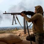Isis caliphate 'reduced to just 700sq m' as US-backed forces close in on last enclave in Syria
