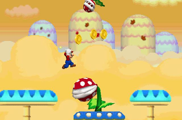 Fans make 80 new levels for 'New Super Mario Bros.'