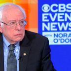"""Sanders says it's """"disappointing"""" not to be in Iowa amid impeachment"""