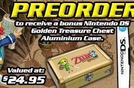 Zelda pre-order case available for purchase soon?
