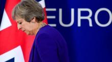 Theresa May reafirma a empresas compromiso de UE con acuerdo de Brexit para otoño boreal: fuente